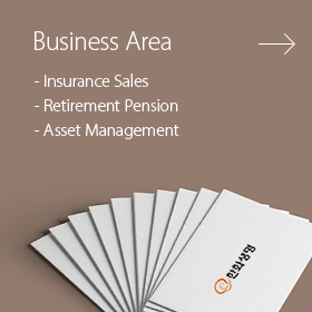 Business Area - Insurance Sales - Retirement Pension - Asset Management